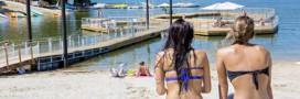 Les plages Pavillon Bleu sont au beau fixe