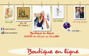 Boutique Lili ZigZag