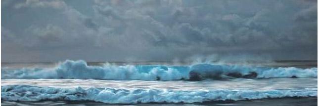 Des peintures de nature ultra-réalistes plus vraies que nature