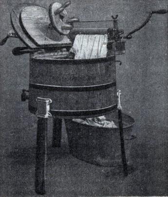 lave linge manuel