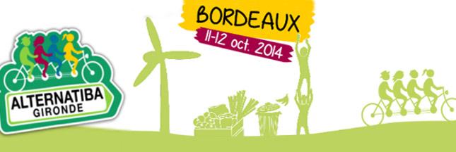 Interview - Alternatiba Gironde, village des alternatives Bordelais
