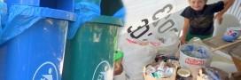 Insolite: éco-entrepreneur à 10 ans pour recycler les déchets!