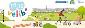 P'tit Vélib', le vélo libre service pour les enfants de Paris