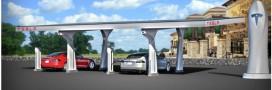 Tesla électrise l'autoroute du Soleil