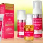 Test produit  -  Armencelle, la gamme cosmétique toute rose à l'esprit vert...