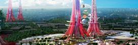 Chine: des tours géantes pour dépolluer air et eau!