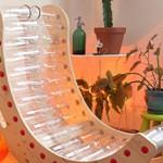 PlastiKetic : quand les bouteilles deviennent des meubles