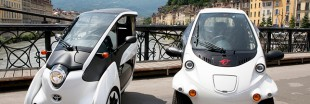 Smart City : Grenoble teste le tricycle électrique i-Road en autopartage
