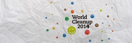 Aidez à nettoyer la planète : World Clean Up 2014