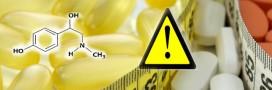 La p-synéphrine, un complément alimentaire minceur dangereux