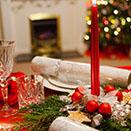 Noël sans gaspiller menu bio