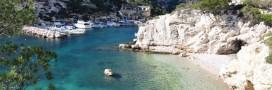 Marseille: de la paraffine pollue la calanque de Morgiou