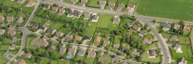 L'artificialisation des sols accélère en France