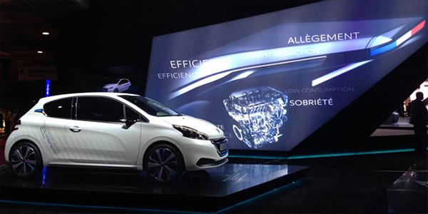 Voitures écologiques: © Peugeot