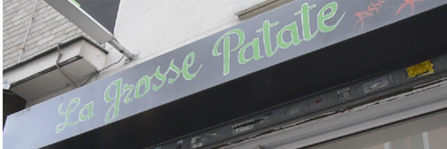La Grosse Patate, épicerie sociale, solidaire... et bien plus (video)