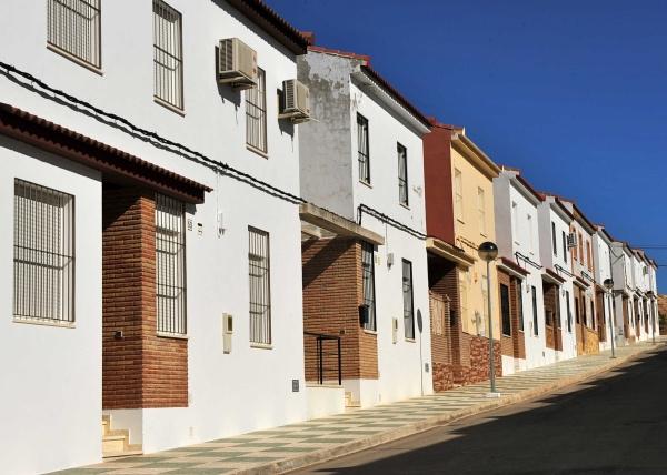 Maisons Marinaleda