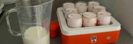 Yaourtière et yaourt fait maison: avantages et recette