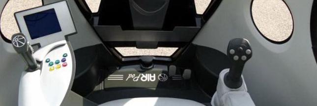 AirPod : une voiture qui fonctionne à l'air pour 8000 euros !