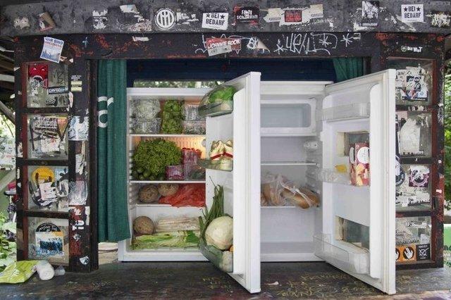 frigo-ouvert-gaspillage-alimentaire