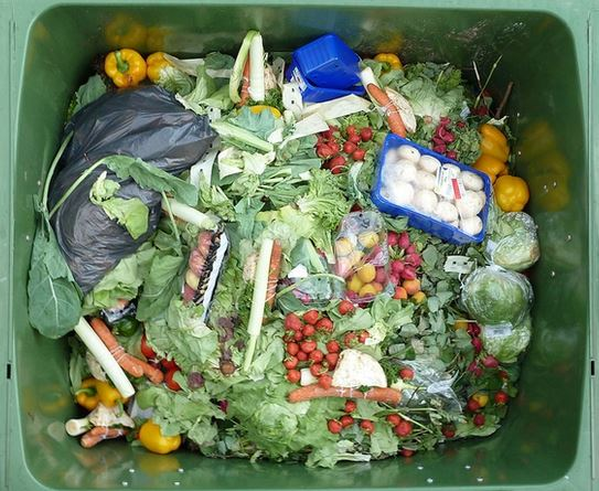gaspillage alimentaire déchets pays monde