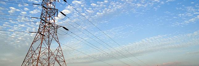 Les lignes électriques sous très haute tension