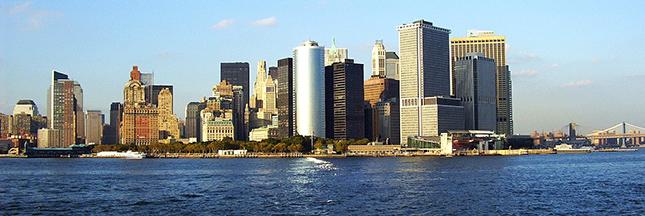 New-York : bientôt des îles pour traiter les déchets ? - consoGlobe (Inscription)