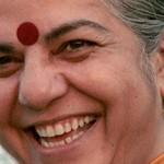 Vandana Shiva, femme courage en guerre contre les OGM  et en faveur de la biodiversité
