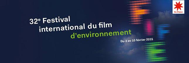 Cinéma : rendez-vous au Festival International du Film d'Environnement 2015