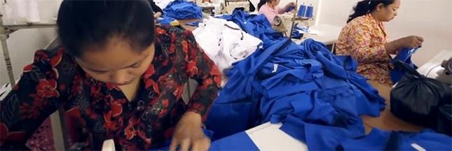 Sweatshop Deadly Fashion : une vidéo choc pour plus d'éthique dans le prêt-à-porter