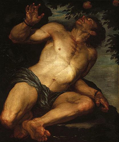 tantale-Tantalus_Gioacchino_Assereto_circa1640s