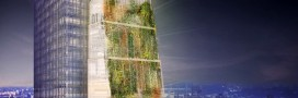 Potager mural et fermes suspendues – comment vous mangerez demain via l'agriculture urbaine