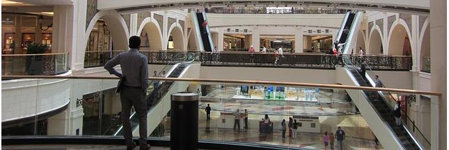 Le centre commercial : en voie de disparition ?