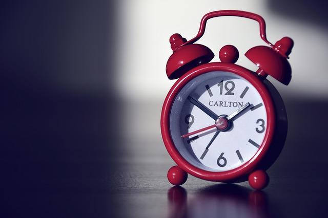 changement-heure-réveil-