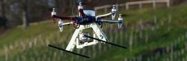 Les drones au service de l'environnement