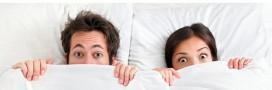 Couples: dormir séparément pour mieux s'aimer?