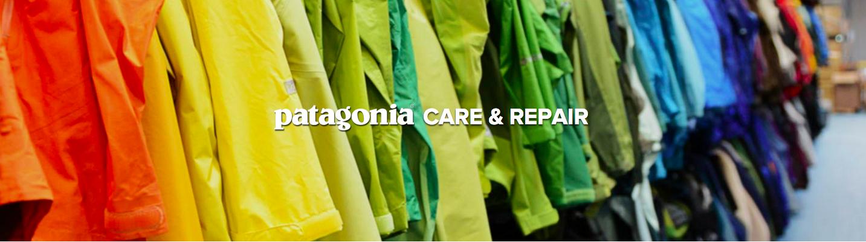 Care & Repair, un service de Patagonia pour réparer soi-même ses vêtements