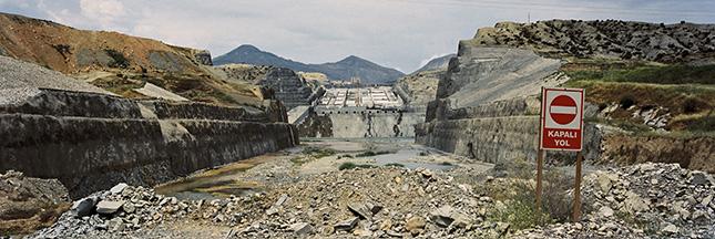 Barrages et mainmise sur le Kurdistan - Reportage photo, M. Depardon