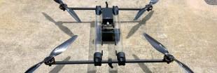 Un drone passe à l'hydrogène... et battrait le record d'autonomie