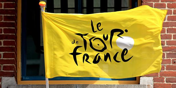 Tout de France logo impact écologique