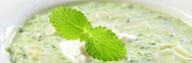 Gaspacho de concombre à l'aneth : des légumes et de la fraîcheur