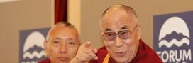 Le dalaï-lama en France: 'Nous devons prendre soin de cette planète'