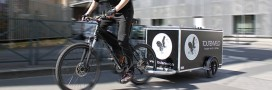 Le déménagement à vélo, ça roule en France