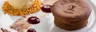 Moelleux au potimarron sans gluten [recette bio]