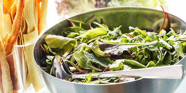 mesclun salade saison légume