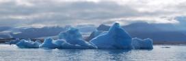 COP21: cent tonnes de banquise seront acheminées à Paris