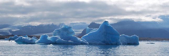 COP21 : cent tonnes de banquise seront acheminées à Paris