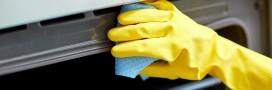 Nettoyer son four sans produits chimiques toxiques