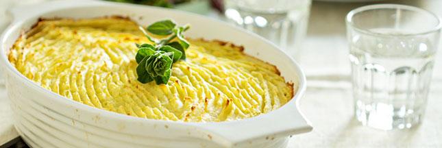 Sujet unique : Recettes Vegan pour tous !  Shutterstock-pate-chinois-lentilles-ban