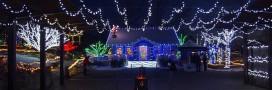 À Noël, les États-Unis consomment plus d'électricité que l'Éthiopie en un an