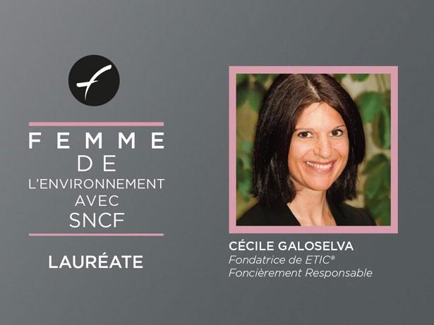 Cécile Galoselva © Capture d'écran Facebook Femmes en Or